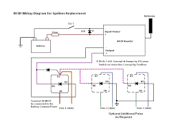 rfid ignition steve saunders goldwing forums i see in a wiring diagram a red wire going to starter relay a a black wire going to relay 6 and fuse 9 and 10