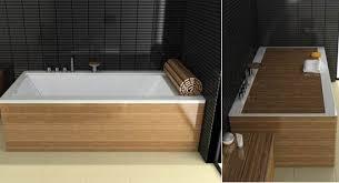 Vassoi In Legno Da Decorare : Idee creative per decorare ed utilizzare la vasca da bagno