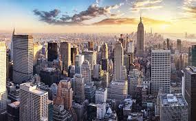 New York Skyline - Betaalbare Poster ...