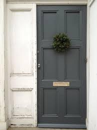 grey front doorPaint Colors for Your Front Door  STUDIO MCGEE