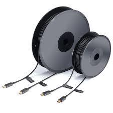 кабель hdmi inakustik exzellenz 2 0 optical fiber cable 20 m