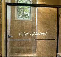 etched glass bathroom mirrors. etched glass decals custom logo get naked decal bathroom mirror mirrors