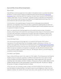 cause effect essay sample  siol my ip mecause or effect essay examplessample of cause and effect
