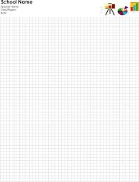 3 Blank Graph Paper Free Download