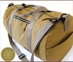 Duffle Bag Sewing Pattern