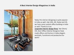 Design Magazine Usa 4 Best Interior Design Magazines In India By Cherry Hill Issuu