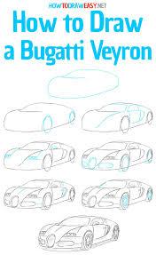 Car bugatti bugatti veyron bugatti car veyron veyron car symbol automobile icon cars transportation vehicle automotive modern auto transport emblem element sketch contemporary decoration cartoon. How To Draw A Bugatti Veyron How To Draw Easy