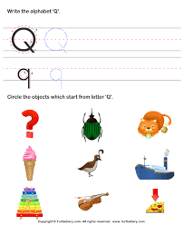 identify words that start with q