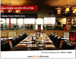 Q'BA RESTAURANT & BAR in Connaught Place! www.