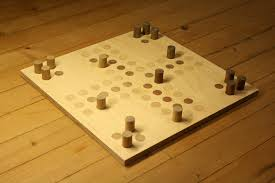 Wooden Ludo Board Game Home made Ludo board game Ludo board game made out of reus Flickr 100