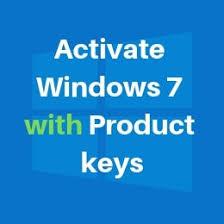 windows 7 key free 2021