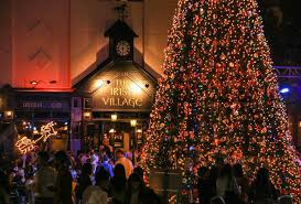 the annual tree lighting ceremony at irish village is one of the biggest and best festive events of the year taking place this year on monday