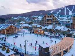 top 20 winter resorts for non skiers in