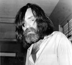 charles manson an unhinged pop culture figure the boston globe charles manson in an image from a 1981 television interview