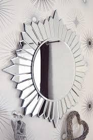 designer wall mirror round sunburst large modern design venetian all glass mirrors for walls bedroom canvas