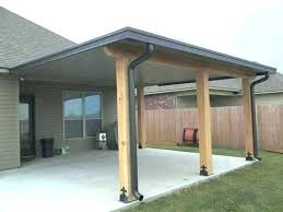 Modern Patio Cover Stylish Designs Design Crafts Home Backyard Roof