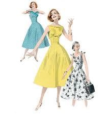 Retro Dress Patterns Magnificent Butterick 48 Misses Dress Retro '48