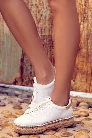 steven by steve madden pace white and gold sneakers espadrille sneakers flatforms 99 00