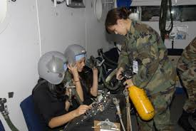 a child s view of military life job shadow day > peterson air hi res photo details students at job shadow day