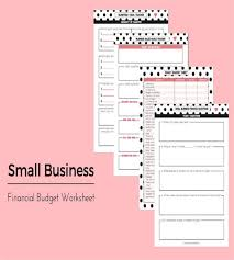small business budget examples 18 sample business budget templates word pdf apple