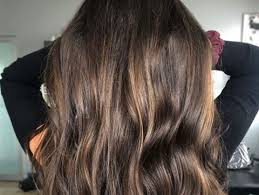 bry brown hair