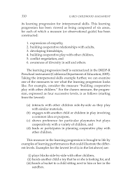 thinking systematically early childhood assessment why what page 310
