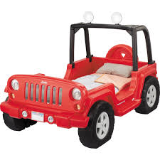 Little Tikes Bedroom Furniture Little Tikes Jeep Wrangler Toddler To Twin Bed Bedroom Furniture