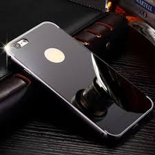 mirror iphone 7 plus case. new-luxury-aluminum-mirror-back-metal-case-cover- mirror iphone 7 plus case e