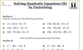 maths algebra year 10 grade algebra worksheets maths algebra worksheets math foundation algebraic year 10 maths