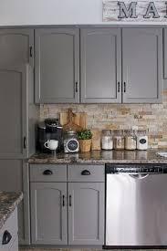 modern farmhouse kitchen design. 75 Modern Farmhouse Gray Kitchen Cabinet Design Ideas Idecorgramcom P