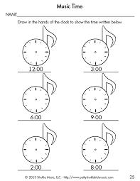 Download worksheets for Children – Patty Shukla Kids Music