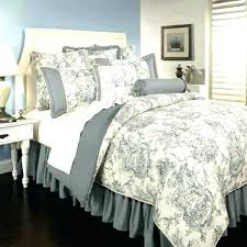 blue bedding bedroom sets sherry country bed yellow and bedspread toile french duvet cover sham dark