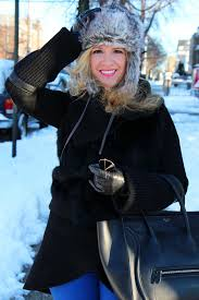 bright snow shiny day and winner of asos coat giveaway announced
