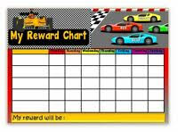 Behaviour Reward Chart Autism Adhd Challenging Behaviour