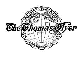 The thomas flyer logo 1