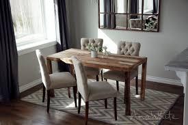 reclaimed wood furniture plans. emmerson parsons table modern reclaimed wood dining furniture plans l