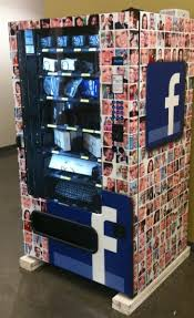 Facebook Vending Machine Adorable Facebook Offices Use Computer Accessory Vending Machines The Mary Sue