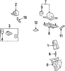 parts com® hyundai sonata engine appearance cover oem parts 2001 hyundai sonata gls v6 2 5 liter gas engine appearance cover