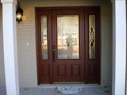 black front door with sidelightsPainted Front Doors Australia Pinterest Coloured Upvc Best
