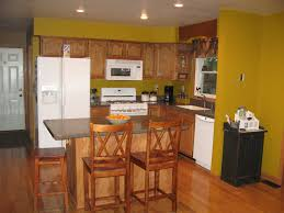 Yellow Wall Kitchen Download Yellow Kitchen Walls Monstermathclubcom