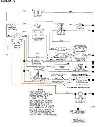 craftsman gt 5000 wiring diagram Lawn Mower Wiring Schematics John Deere 318 Wiring Schematic