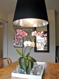 diy silver lampshade