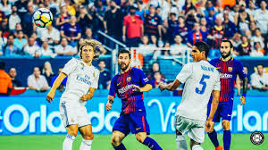 ICC Flashback: FC Barcelona tops Real Madrid in 2017 El Clasico in Miami -  International Champions Cup