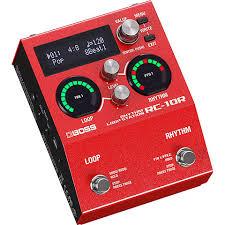 <b>Boss RC</b>-<b>10R Loop Station</b> « <b>Педаль эффектов</b> для электрогитары