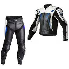 Details About Bmw Motorbike Sports Leather Suits Motorcycle Racing Leather Biker Jacket Pant