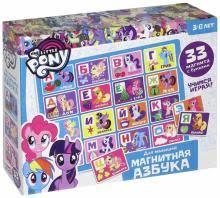 """""""My <b>Little</b> Pony. <b>Магнитная</b> Азбука (03620)"""" купить буквы на ..."""
