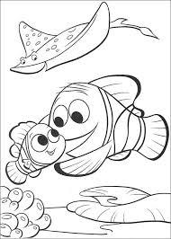 Immagini Da Colorare Alla Ricerca Di Nemo 68