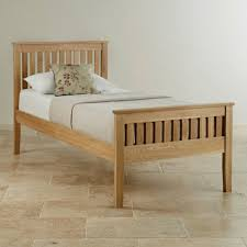 furniture bed photos. Custom Delivery Cairo Natural Solid Oak 3ft Single Bed Furniture Photos