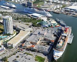 port tampa florida cruise terminals