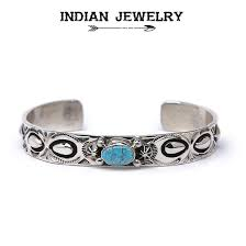 handmade made in usa indian craft made in the indian jewelry bangle thick men turquoise silver navaho navajo mari henry arno henry mariano united states